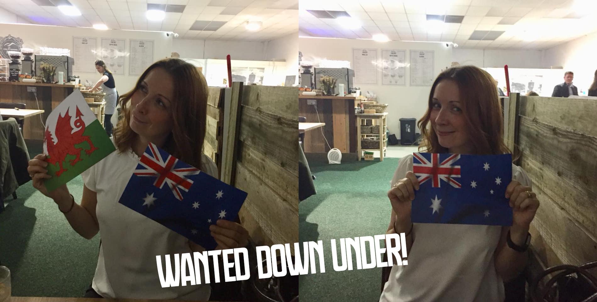 wanted down under move to australia workkidssleep